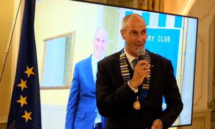 Il Rotary Club Romano ha un nuovo presidente