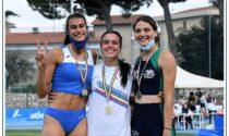 Super bronzo agli Italiani Juniores per Rebecca Provenzi