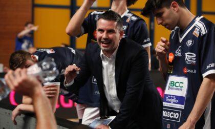 Blu Basket, addio a Zambelli: non sarà più coach