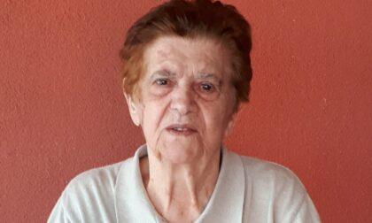 Addio alla storica custode delle scuole Mozzi Angela Ravasi
