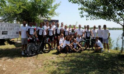 Il Triathlon Treviglio presenta il nuovo body da gara