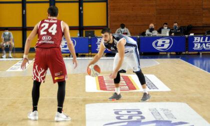 La Blu Basket Treviglio e Simone Pepe si salutano