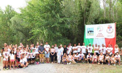 La Polisportiva Ghisalbese archivia col sorriso la due giorni di gare al Bike Park