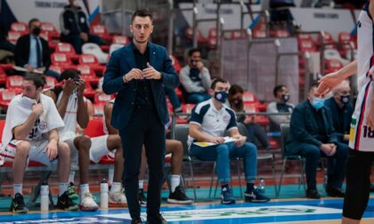 Blu Basket, Lorenzo Dalmonte nuovo assistant coach