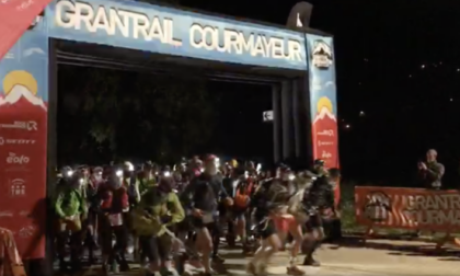 Gran Trail Courmauyer, corridore bergamasco muore dopo il via