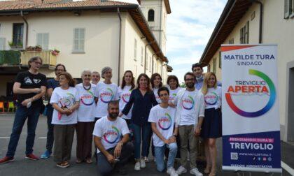 """""""Treviglio aperta"""" si presenta, la lista """"donna e giovane"""" a sostegno di Matilde Tura"""