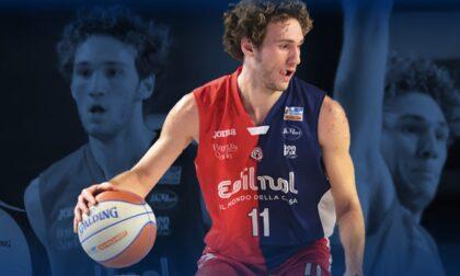 Blu Basket, firma Miaschi: ecco la nuova guardia