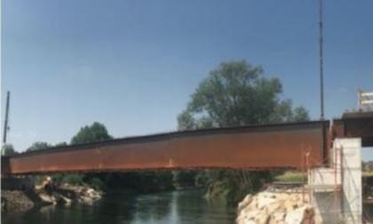 """Il ponte sull'Oglio è finito """"ma resti chiuso fino al 2022"""""""