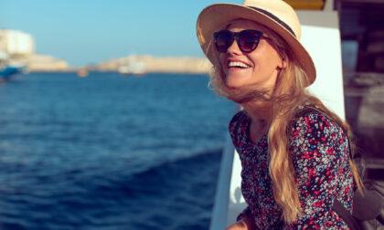 Vacanze estive sulle isole del mediterraneo