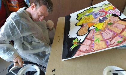 Un artista tra gli ospiti del Cdd: è Fabrizio Lanceni