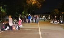Sventato rave party a Cassina de' Pecchi