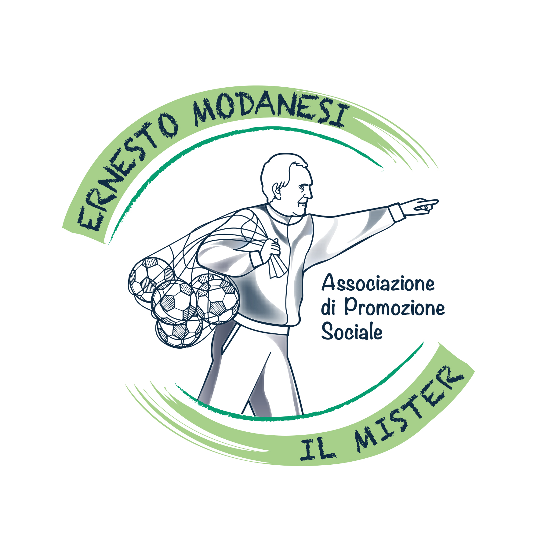 """Ernesto Modanesi - Il Mister"""