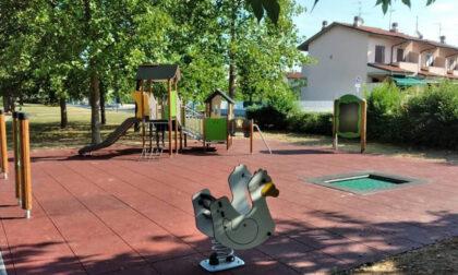 Il parco inclusivo apre al gioco di tutti i bambini
