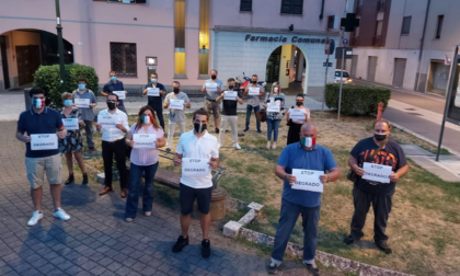 """Flash mob in centro contro il degrado: """"via Vittorio Veneto come Zingonia"""""""