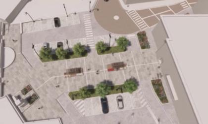 La centralissima piazza Castello rinasce con un nuovo look