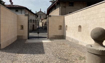 Riqualificazione della Rocca Albani, conclusi i lavori del lato sud