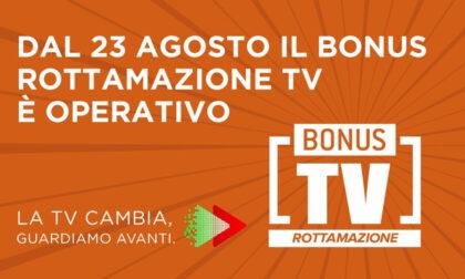 Da domani parte il bonus rottamazione tv COME FUNZIONA