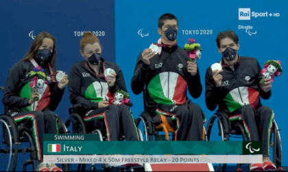 Giulia Terzi, esordio paralimpico con un argento