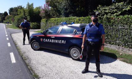 Tentano un furto in abitazione, i carabinieri arrestano un 33enne albanese