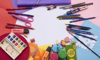 Dal Comune un buono per acquistare materiale scolastico nella libreria del paese