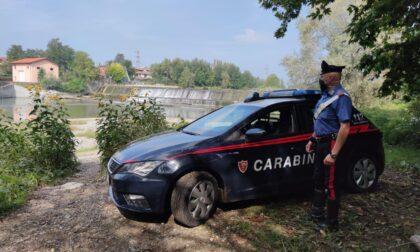 Vuole farla finita e tenta di gettarsi nel Serio, 50enne salvato dai carabinieri