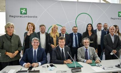 Capitali della Cultura 2023, firmato il protocollo d'intesa tra Bergamo, Brescia e Regione Lombardia