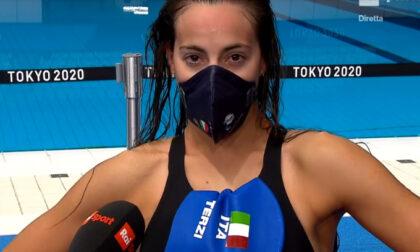 Giulia Terzi centra la quinta medaglia, è bronzo nei 50 metri farfalla