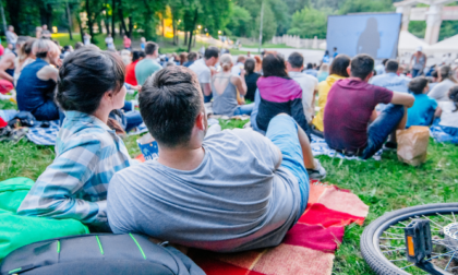 Silent cinema, al Parco Fopa Gera il film si sente con le cuffie