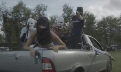 Armi, droga e violenza, il video shock a Inzago