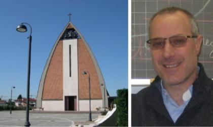 Messa a San Lino per accogliere il nuovo parroco don Mauro Vanoncini