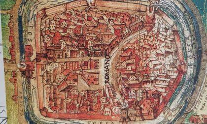 Trovata la terza porta di accesso al borgo medievale