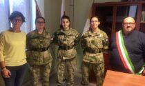 """Vita da militari, un riconoscimento per tre """"Studentesse con le stellette"""""""