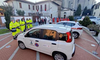 Auto donate da Amazon, in piazza l'inaugurazione