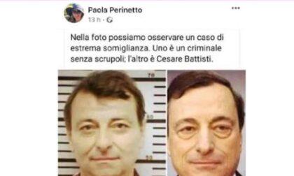 La garante dei detenuti paragona Draghi a Battisti. Sarà sospesa