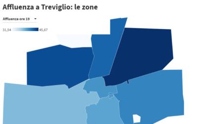 Elezioni Treviglio, dove si sta votando di più? Le affluenze nei quartieri