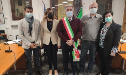 Insediata la nuova Giunta del sindaco Giovanni Sgroi