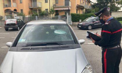 Danneggia sei auto in sosta, arrestato 23enne