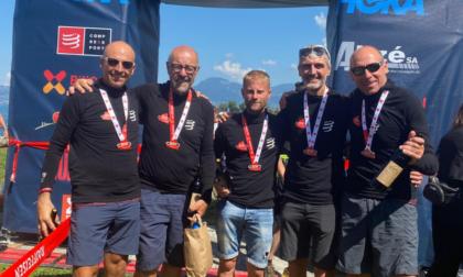 """Paolo Bosco, oltre 148 ore di corsa alla """"Swiss Peaks Trail"""""""