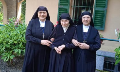 Da Sola a Molare, tre suore si ritrovano dopo anni