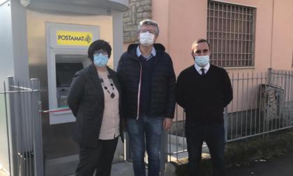 Poste Italiane: inaugurato un nuovo Atm Postamat a Verdello