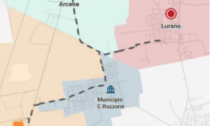 Il rebus della ciclabile tra Arcene, Lurano, Castel Rozzone e Treviglio