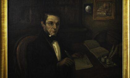 """""""Restaurate quel ritratto di Tommaso Grossi"""""""
