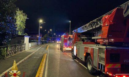 Cabine e contatori a rischio incendio, due interventi dei pompieri nella Bassa